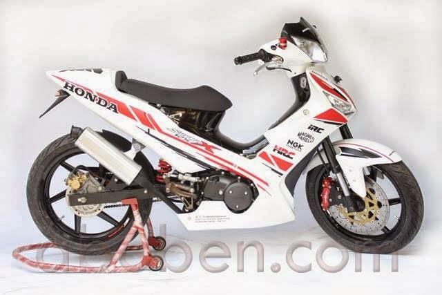 Modifikasi+Motor+Honda+Supra+X+125+f. title=