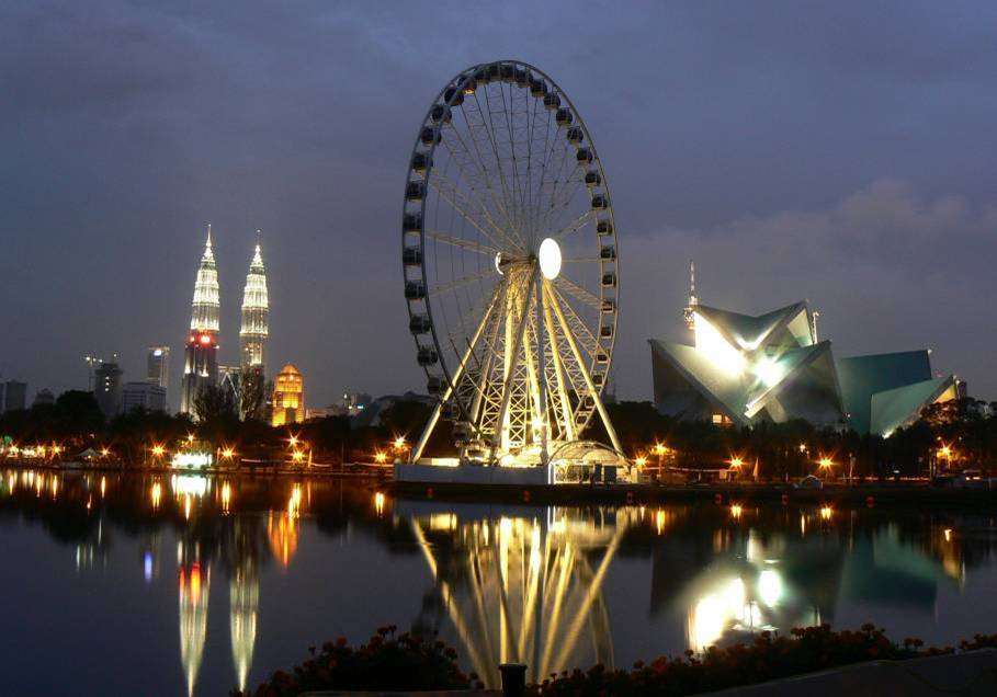 Malaysia Travel Info And Travel Guide Tourist Destinations