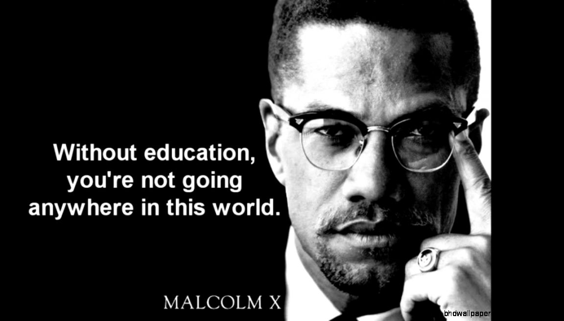 Malcolm X quotes   YouTube