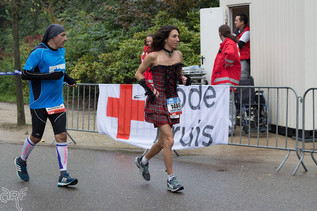 runners from all over the world
