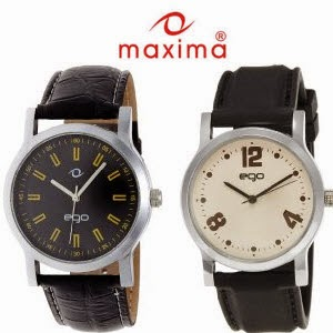 80% Off on Maxima Watches starts from Rs 243 @ Amazon