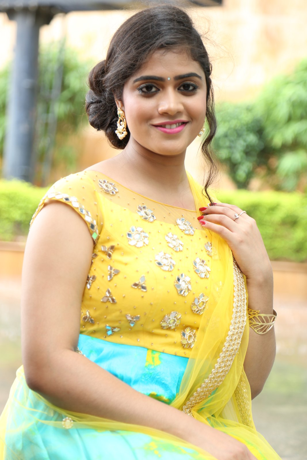 Telugu actress samatha glamorous photos-HQ-Photo-15