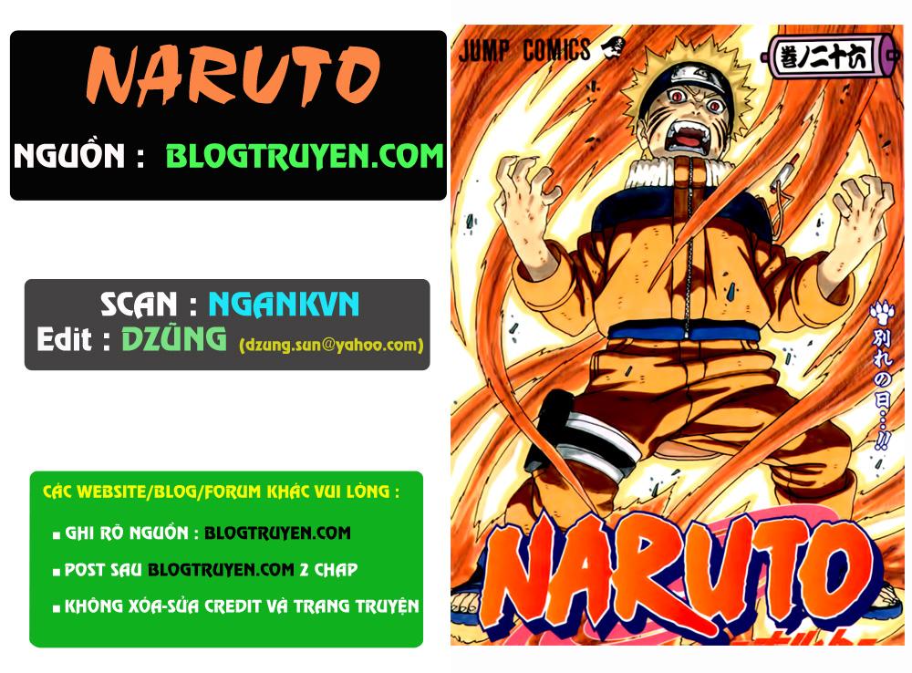 Naruto - Chapter 325 - Pic 1