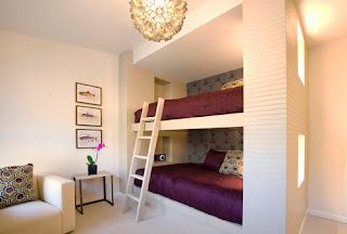 Desain Kamar Tidur Modern 2013