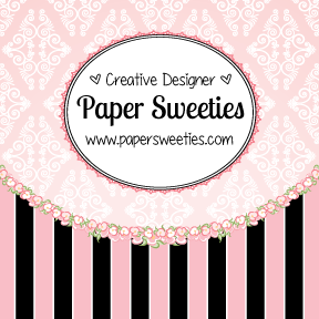 I Designed for Paper Sweeties