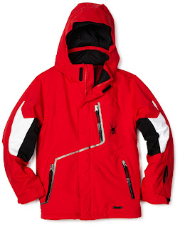 Spyder Boy Rival Jacket