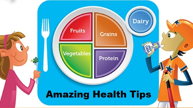 amazing health tips for a healthy living
