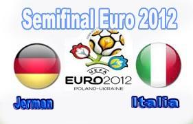 Jelang Pertandingan Jerman vs Italia Euro 2012