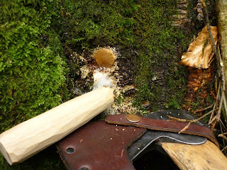 spoon carving first steps spooncarving jon mac