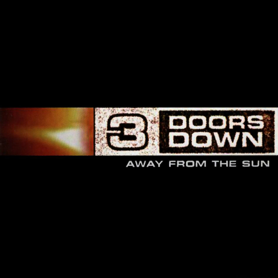3 doors down here without you album 3