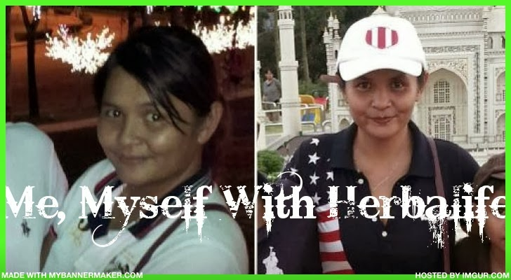 Me, Myself With Herbalife