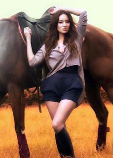 Chantal Della Concetta for Male Magazine, February 2013