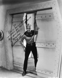 Buster Crabbe as Flash Gordon
