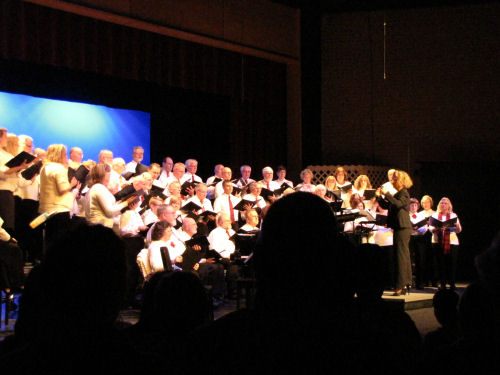 West Shore Concert Choir