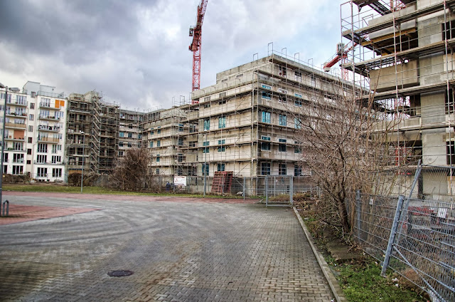 Baustelle Baugemeinschaften, Sebastianstraße, 10179 Berlin, 08.01.2014