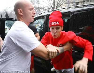 Monyet Peliharaan Justin Bieber Disita Petugas Bea Cukai