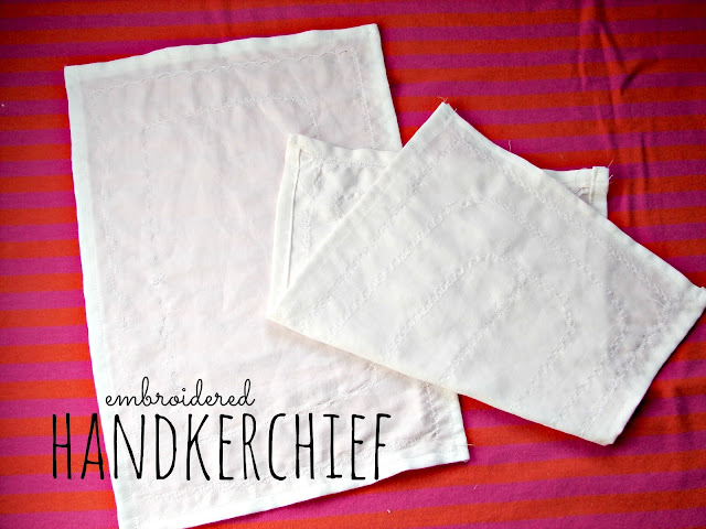 DIY Handkerchief Crafts