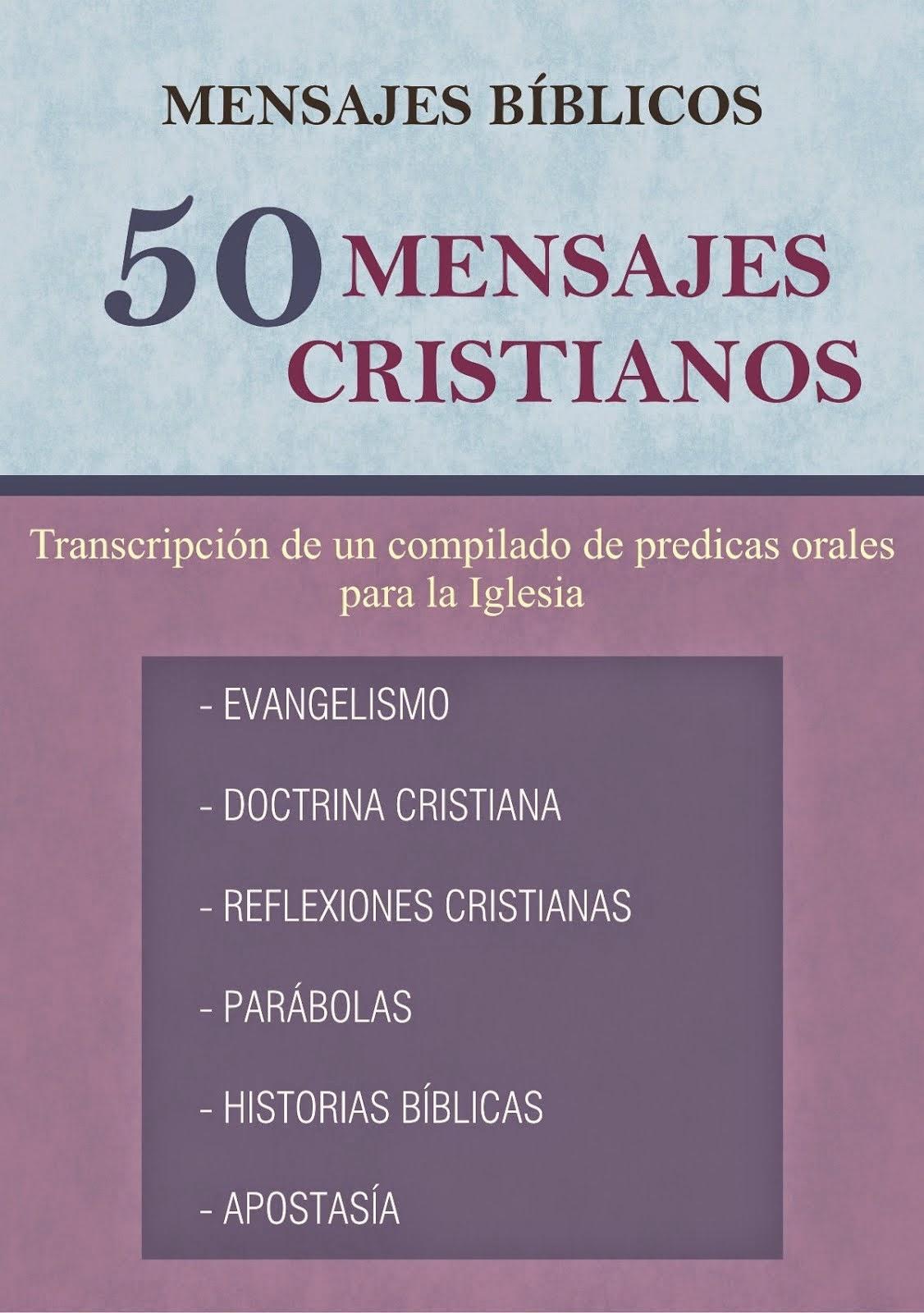 PDF: 50 Mensajes Cristianos