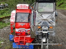 Philippines, Transport, Hitch Hiking, Batad, Banaue, Rice Terraces,
