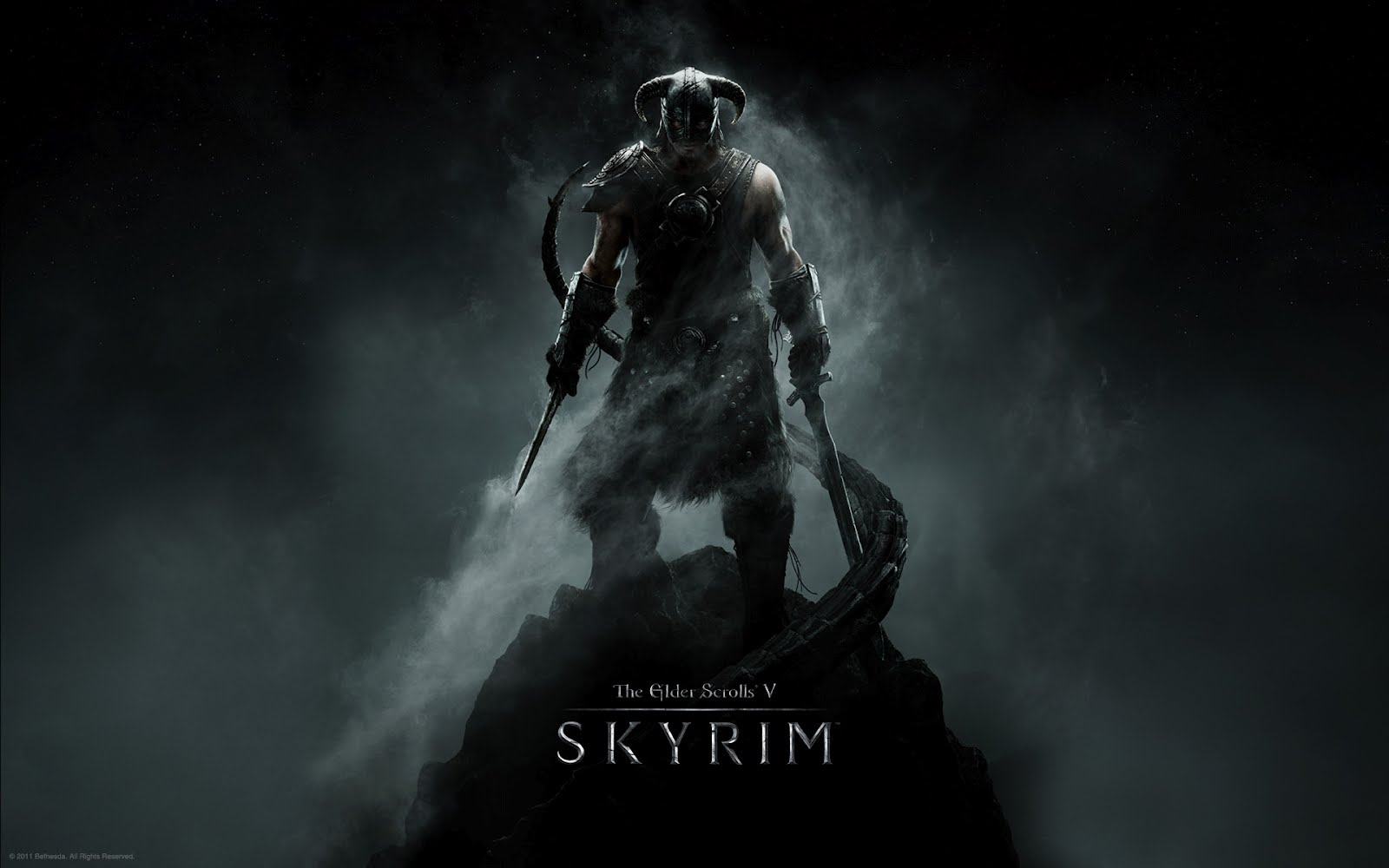 Skyrim Dovahkiin, Dragonborn! [1920x1200]
