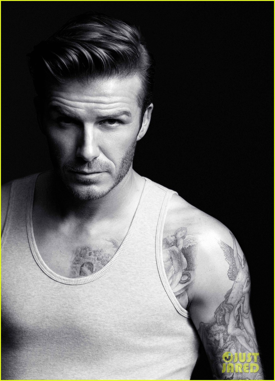 David Beckham Underwear Ads For H M Revealed David Beckham 28044365