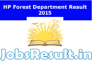 HP Forest Guard Result 2015