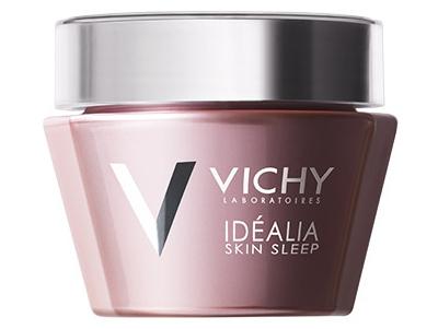 Idéalia Skin Sleep de Vichy bálsamo gel noche precio