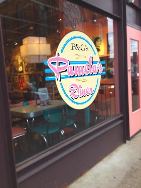 Pamela's Diner