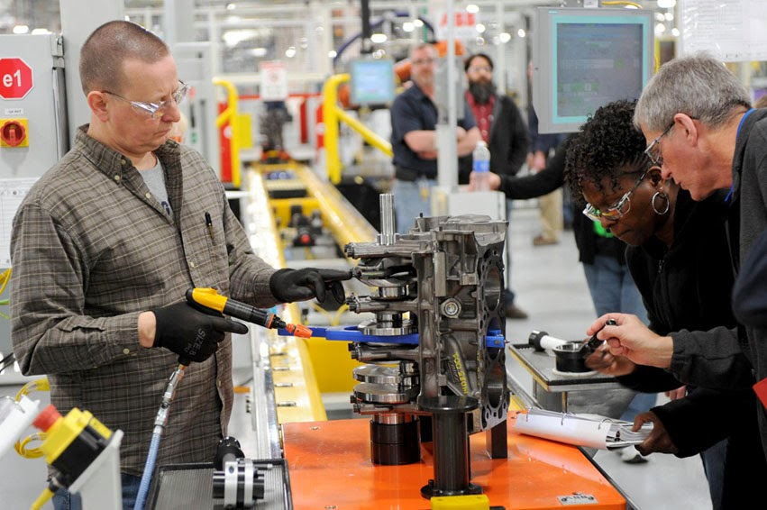 Ford invests us 500 million in ohio engine plant creates for Ford motor company lima ohio