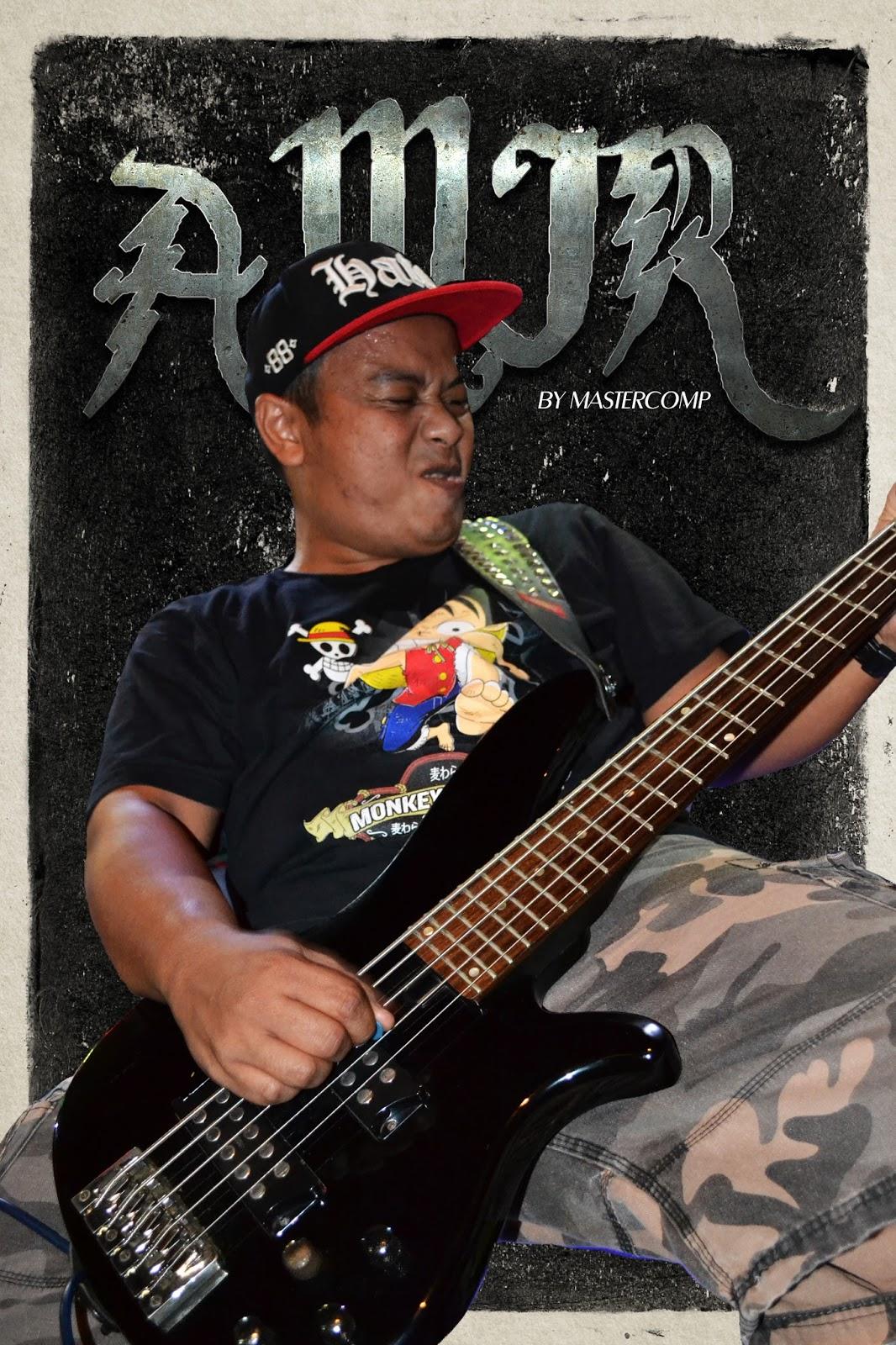 Amir Aisunam - Bassist Poster
