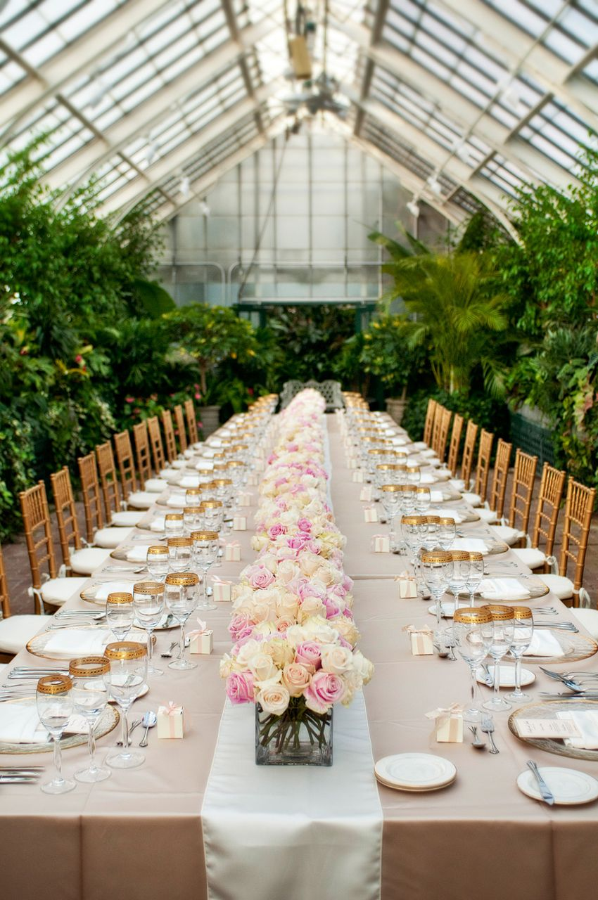Wedding Head Table Decoration Ideas