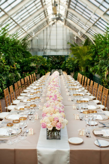 Pictures Of Wedding Tables