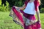СП - юбка - бохо со Светланой