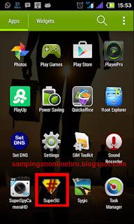 Cara Mudah Root Unroot Semua Android One Nexian Journey, Mito Impact, Evercross One X