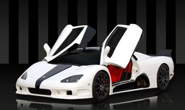 Mobil Sport Terbaik di Dunia - Shelby SSC Ultimate Aero