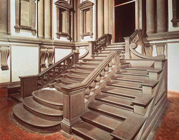 Arte y arquitectura arquitectura manierista - Arquitectura miguel angel ...