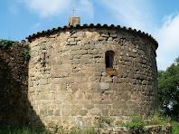 Absis de la capella de Sant Mateu