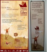 Feria del libro en San José-URUGUAY-2012