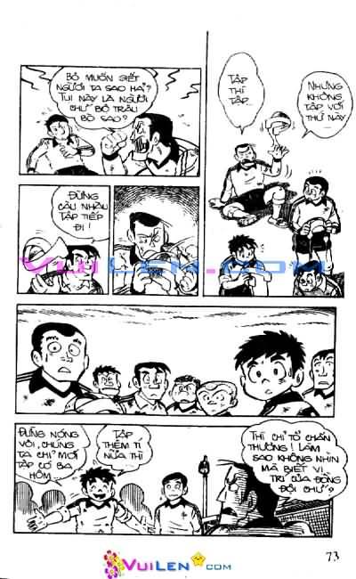 Jindodinho - Đường Dẫn Đến Khung Thành III  Tập 8 page 73 Congtruyen24h