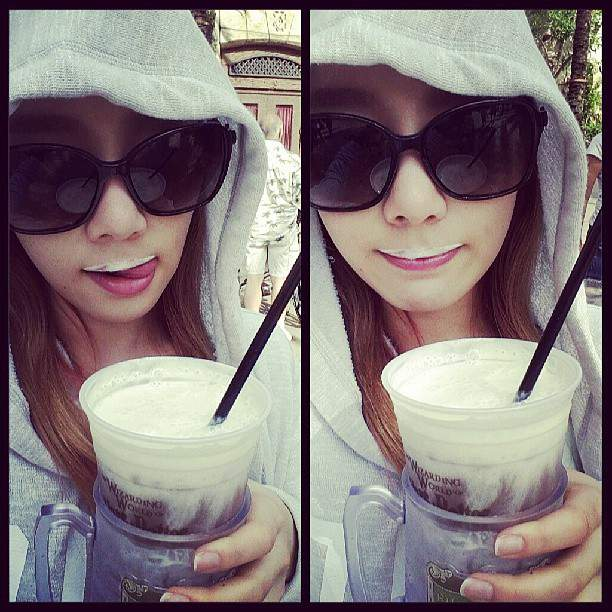 [TRANS+Picture] 130619 Taeyeon Instagram Update