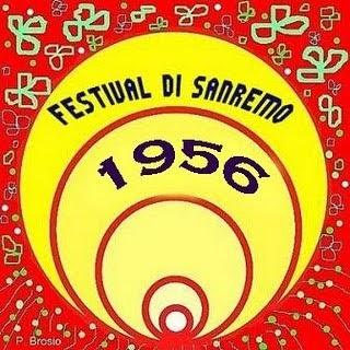 Sanremo sanremo 1956 - Franca raimondi aprite le finestre ...