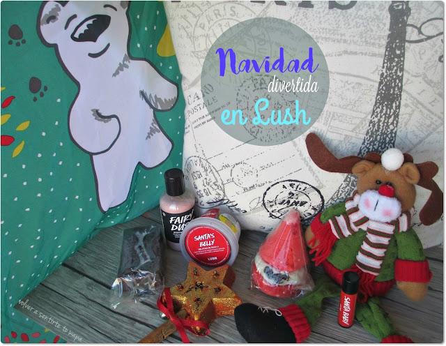 Lush Navidad 2015