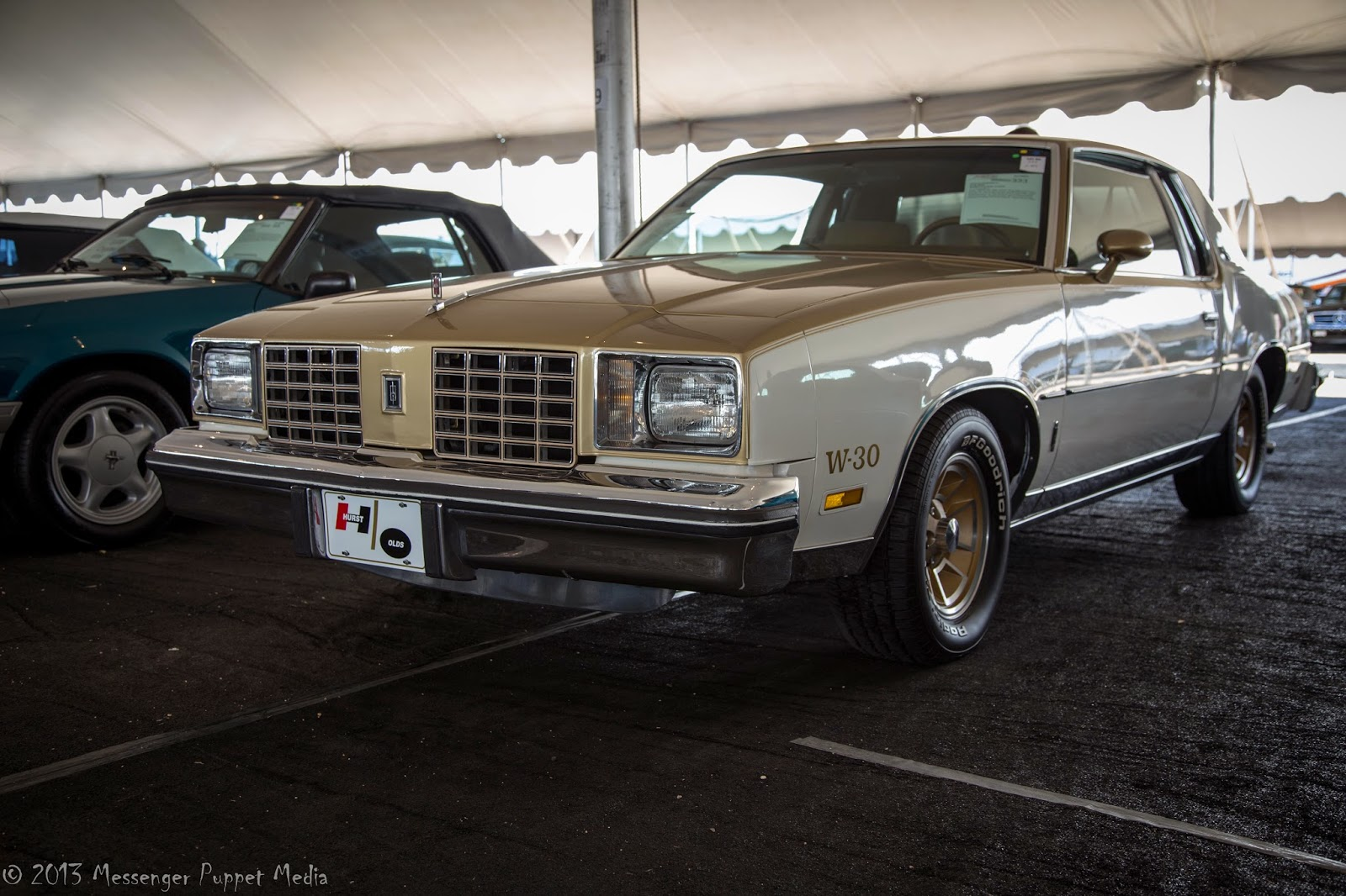 1979 OLDSMOBILE CUTLASS HURST 2 DOOR COUPE