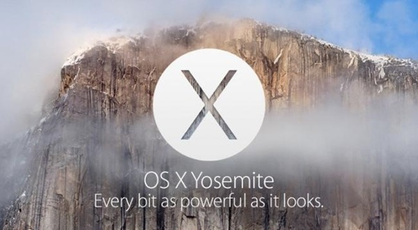 Yosemite de Apple para Windows 3.0 Español