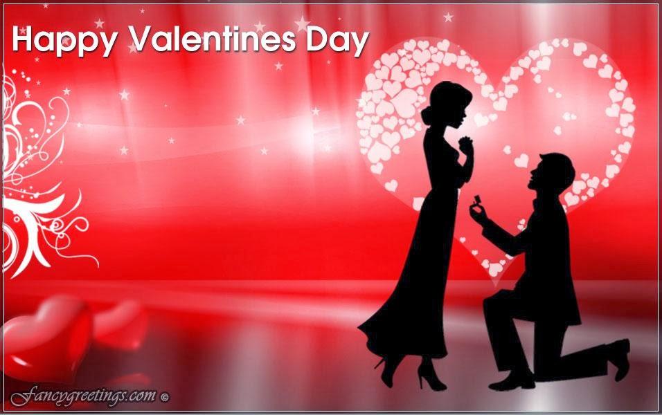 Großartig Happy Valentines Day My Love