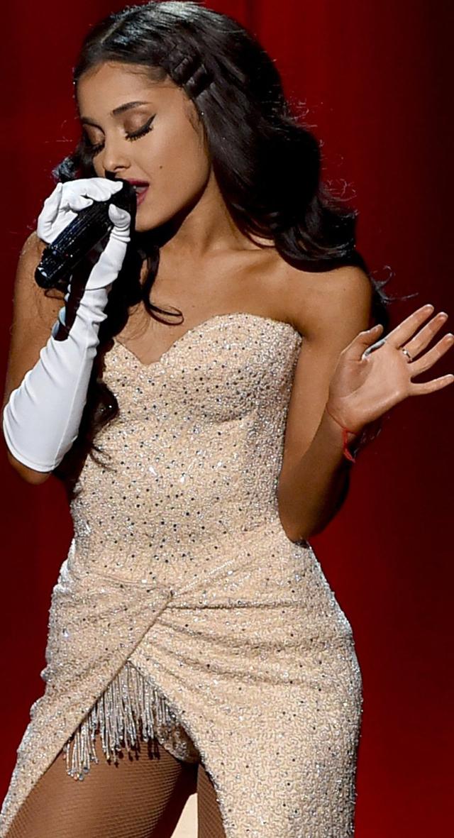 La sexy Ariana Grande