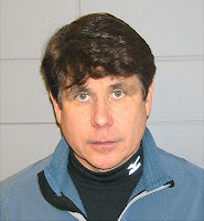 Rod Blagojevich mug shot