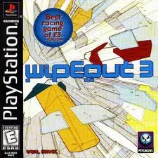 Wipeout 3 - PS1 - ISOs Download