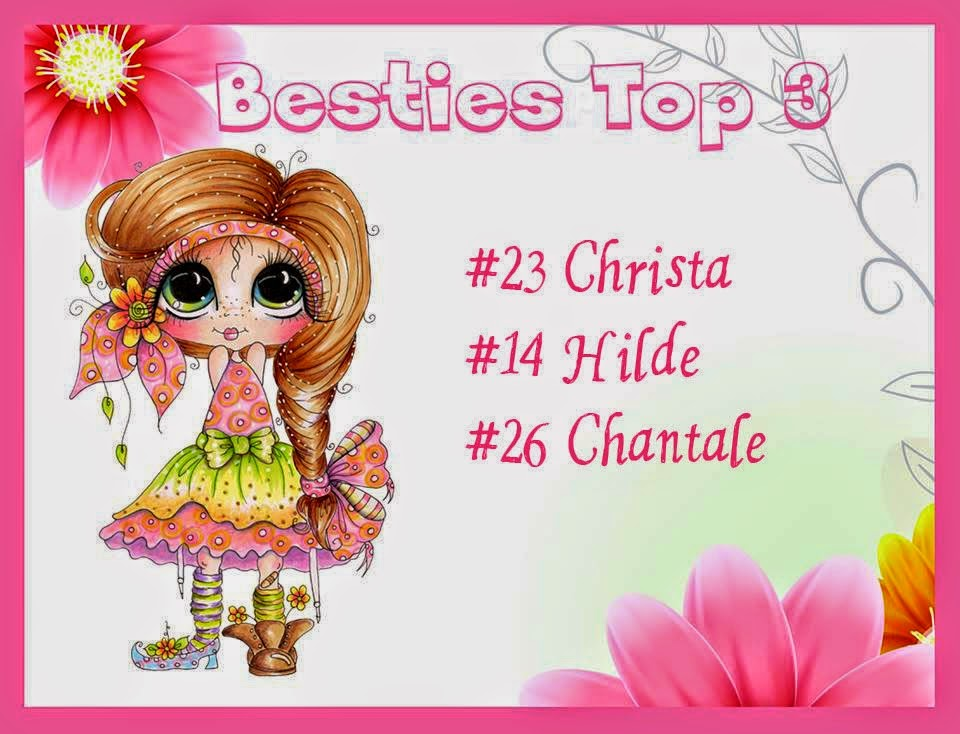 Top 3 My besties Anglophone