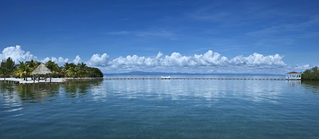 isla privada Royal Belize